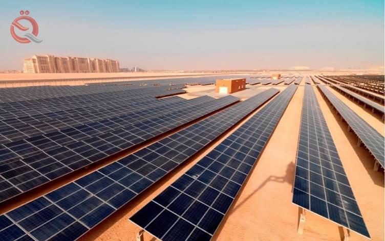 Oil: establishing seven solar power stations in four governorates 26324