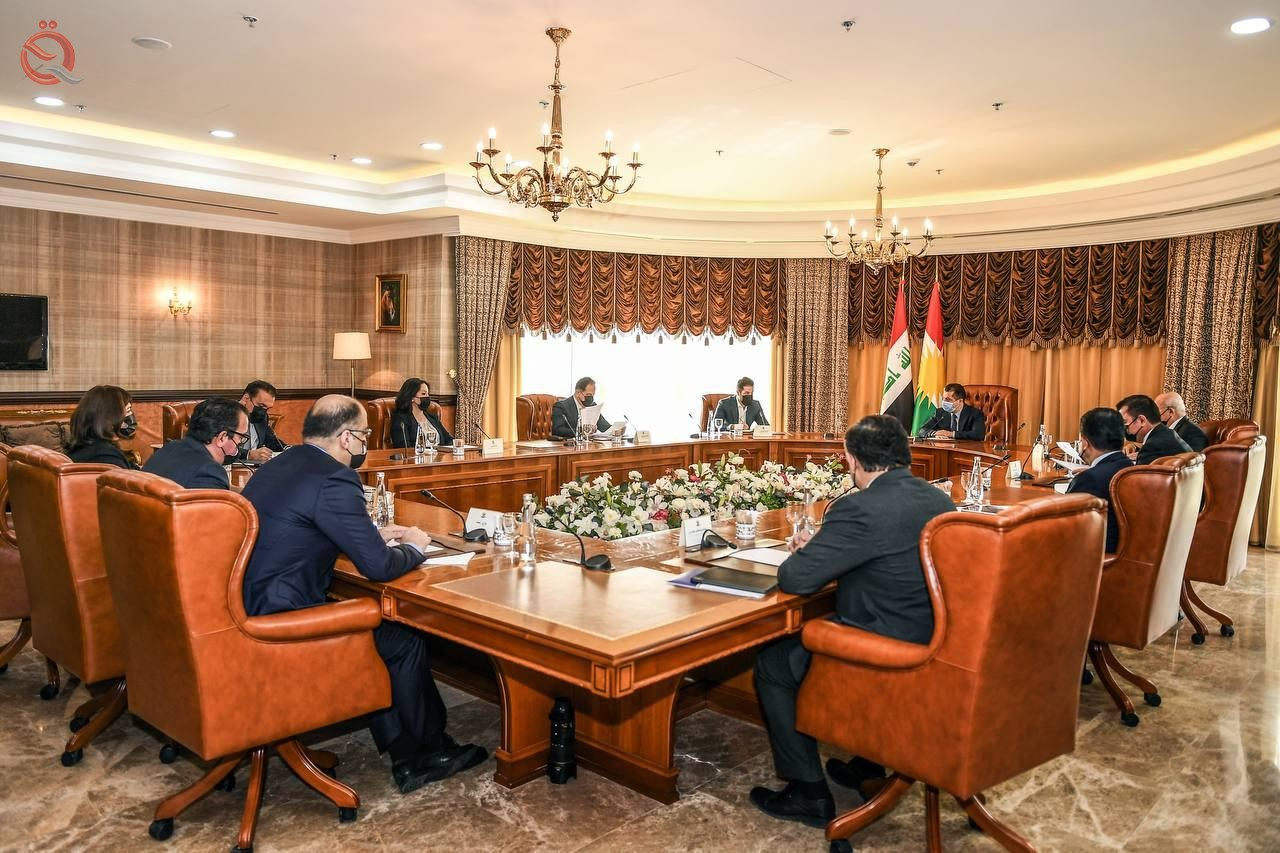 The regional government holds a special meeting on the 2021 budget bill 26618