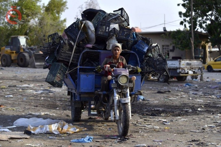 The second setback to topple the five-year plan: 10 million Iraqis below the poverty line 26757