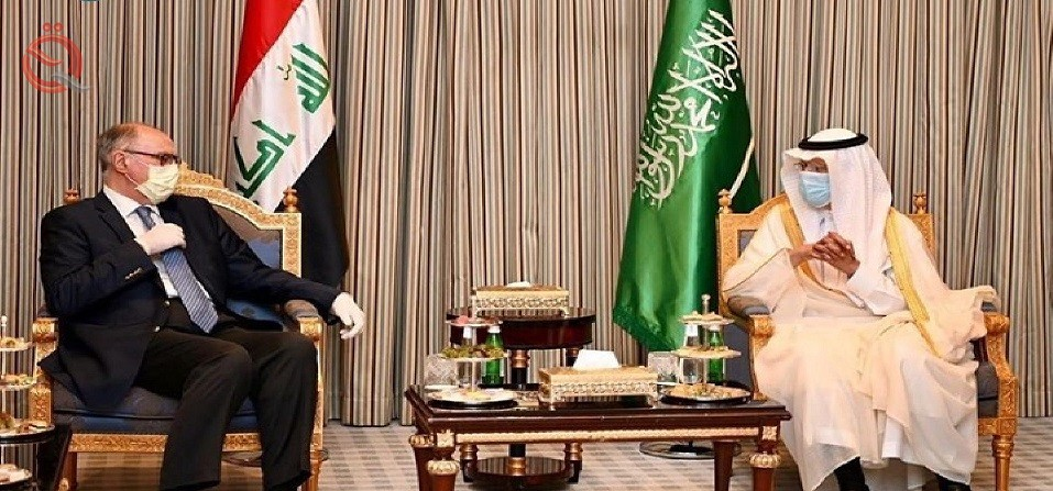 Learn about the most prominent features in the joint Iraqi-Saudi statement 27000