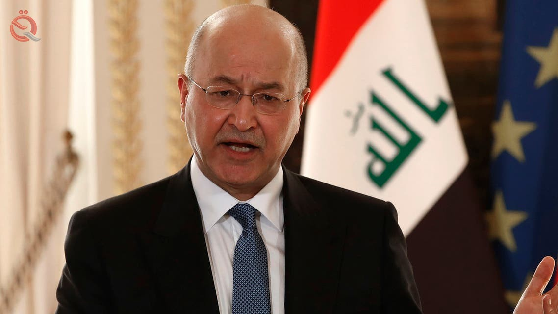 Oil, industrial cities, and electrical interconnection are on the table of talks by Barham Salih and the King of Jordan 27069