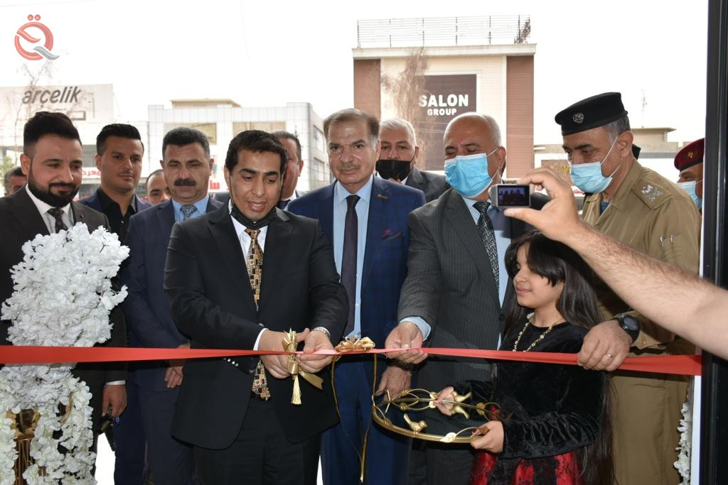 The International Development Bank opens a branch in Kirkuk governorate 27131