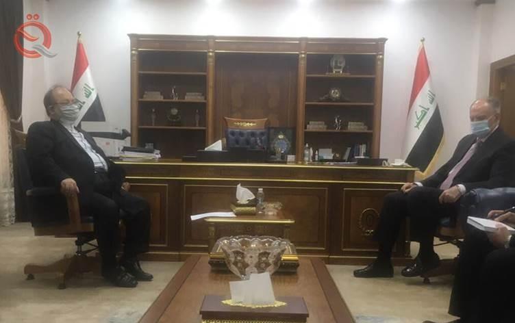 Iraq pledges to pay back Iranian debts soon 27149