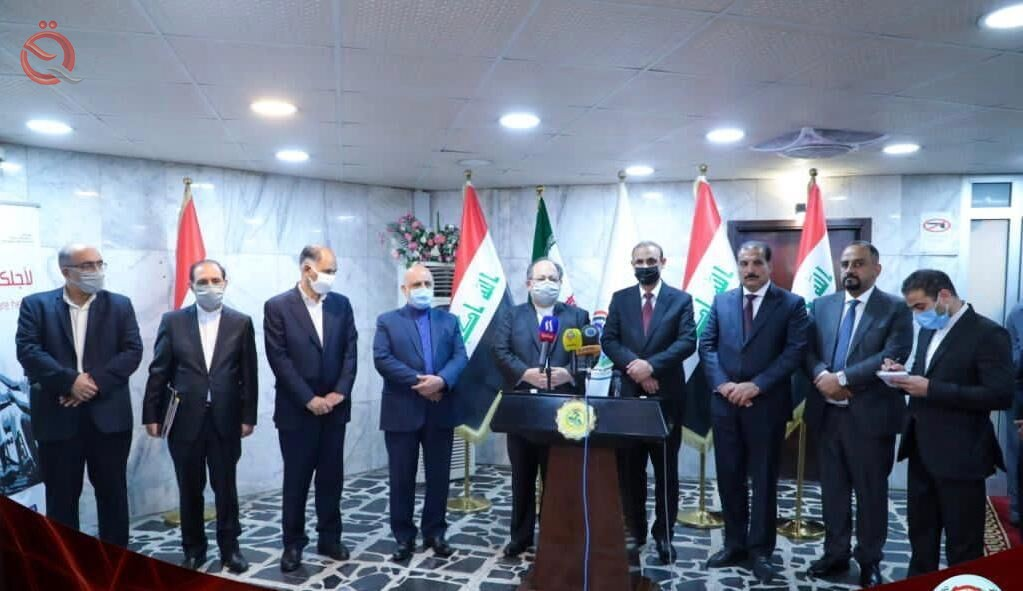 Iraq and Iran sign a five-year agreement to enhance economic cooperation between the two countries 27157