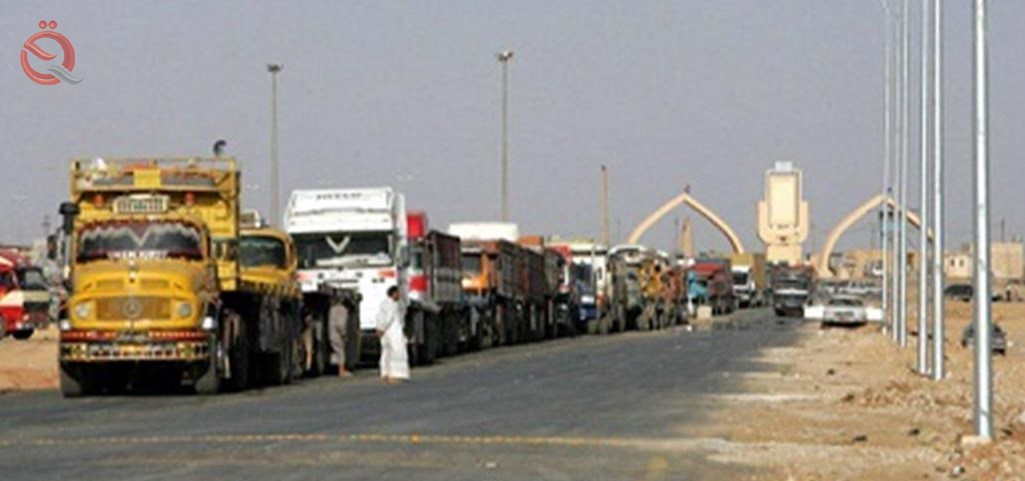 Iraq resumes the transit of goods through its territories to neighboring countries 27175