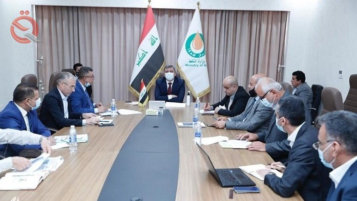 Oil Minister: Our priority is to stop gas burning 27664