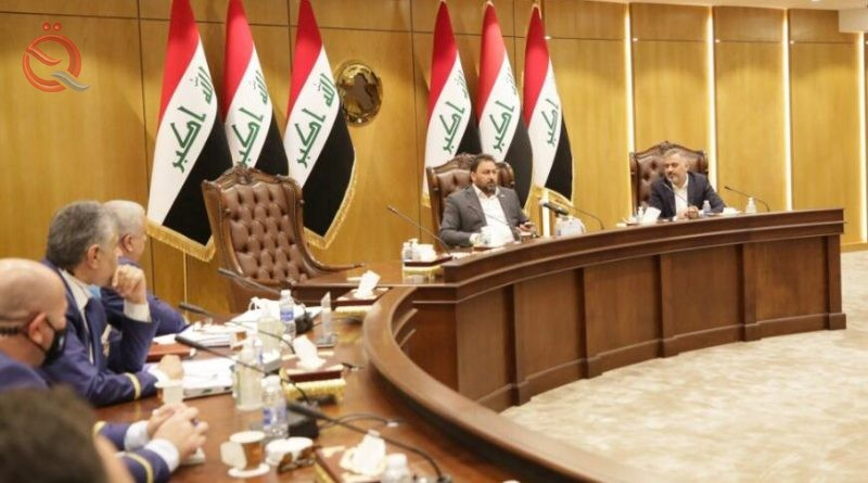 Al-Kaabi: National technical personnel are the basis for building the state and continuing to rely on foreign cadres that do not harm the country's interest 27692