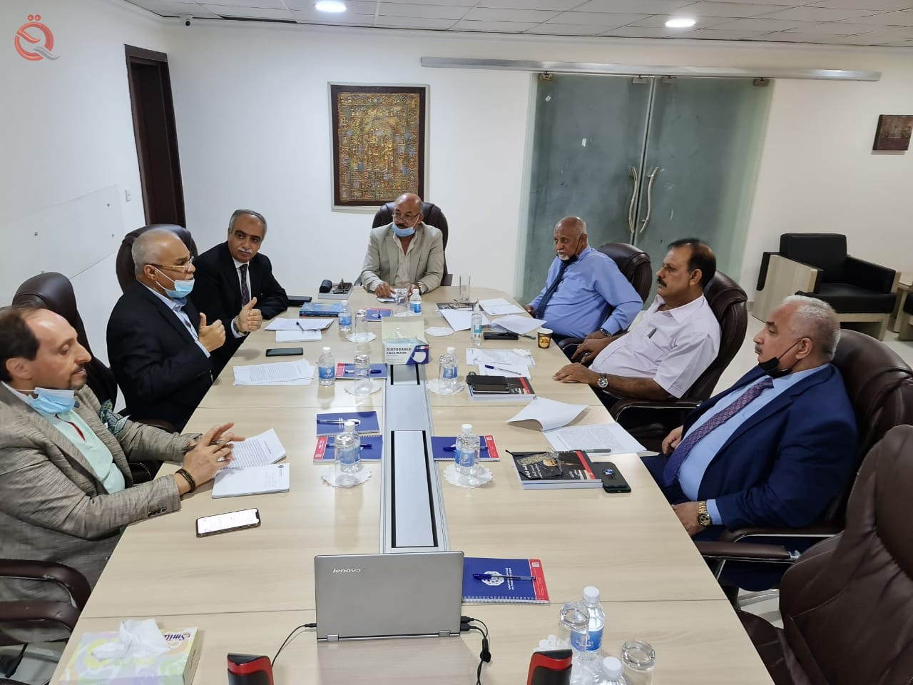 The Academic Coordination Committee of the Association of Banks discusses the results of banking sector activity in the Corona pandemic conditions 28014