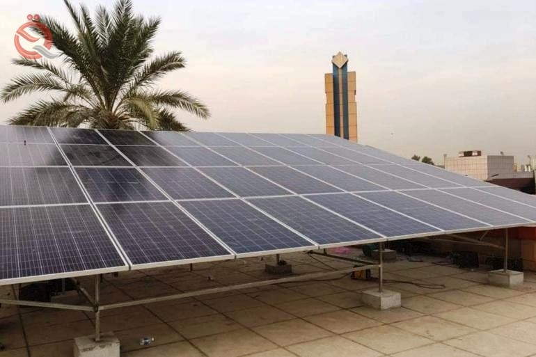 The Central Bank announces lending and financing renewable energy projects in Iraq  28226