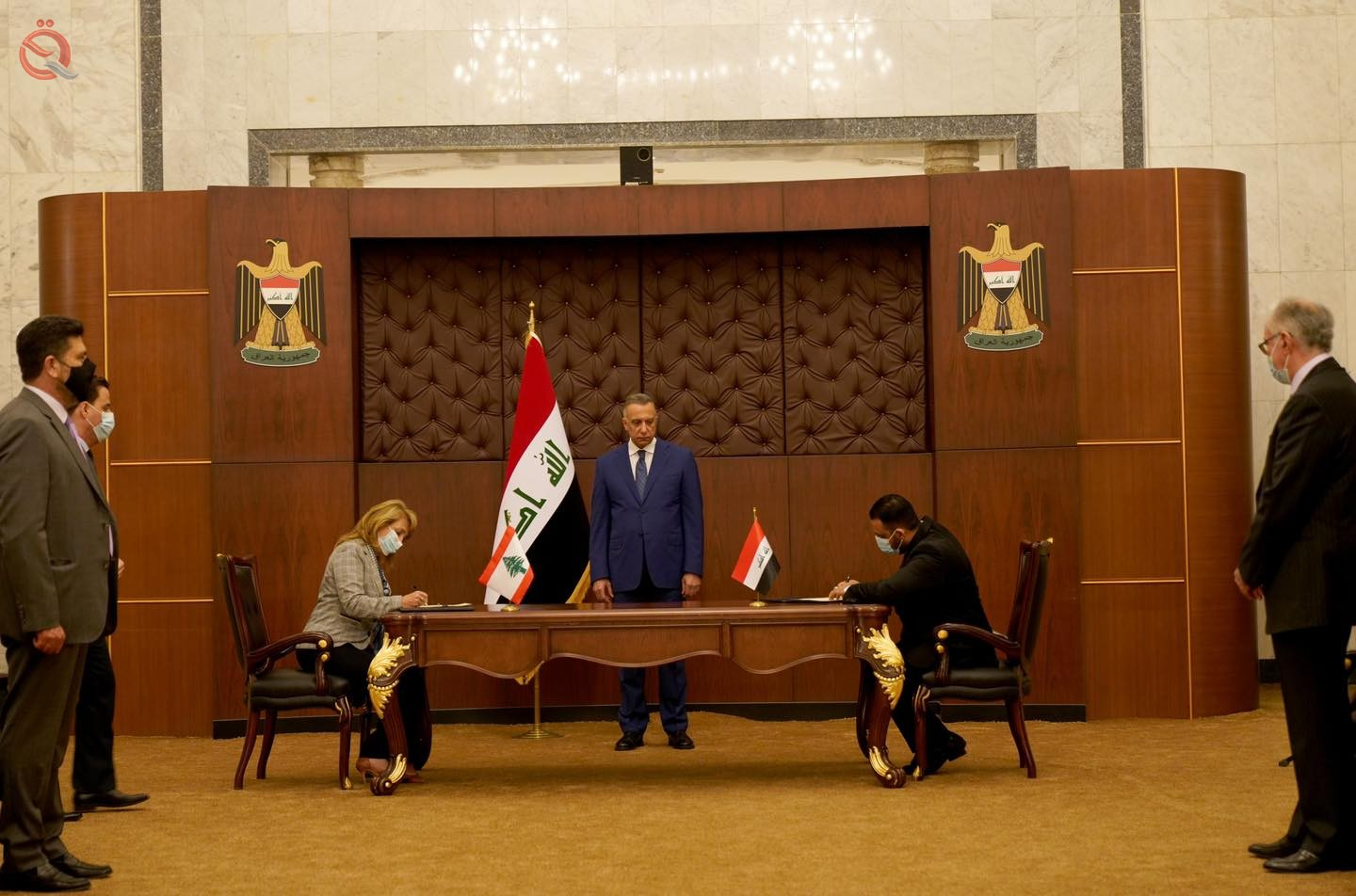 Iraq and Lebanon signed an agreement to sell one million tons of fuel oil 28378