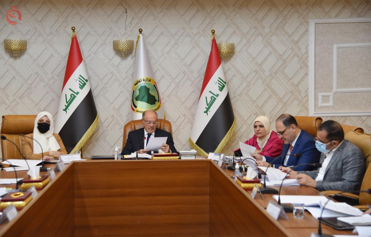 Finance continues its meeting to prepare the three-year budget strategy 28524