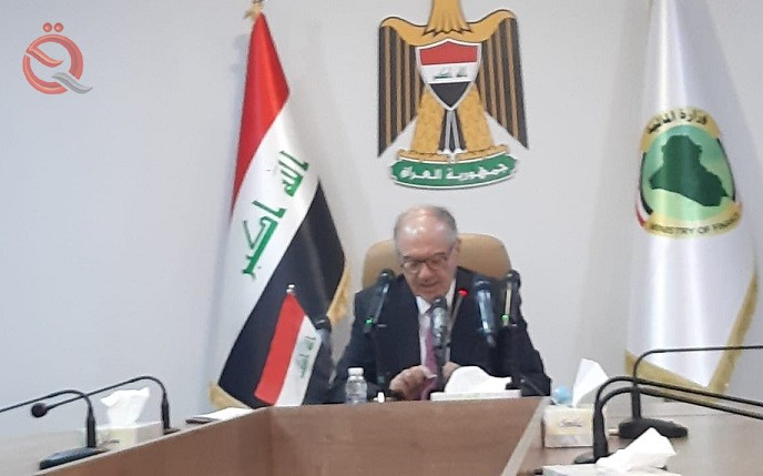 The Minister of Finance announces the completion of the preparation of the 2022 budget 28766