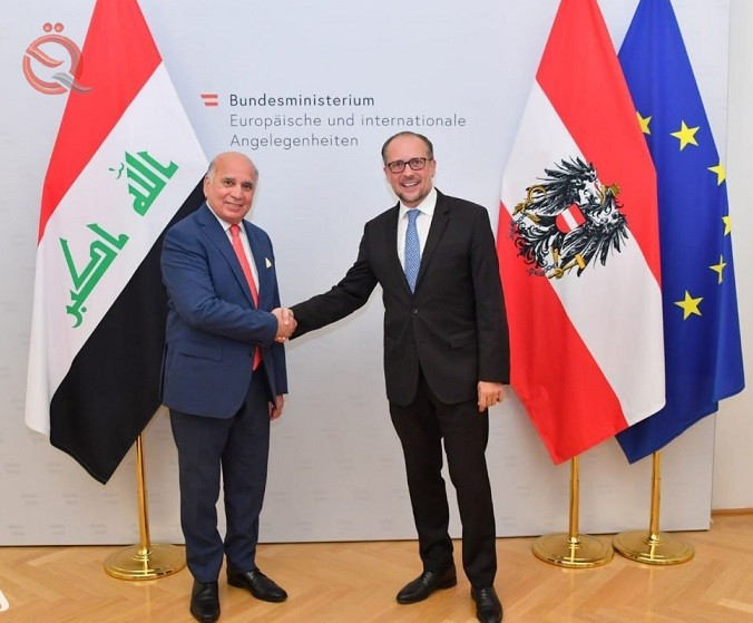 Foreign Minister: Iraq has moved to the stage of economic cooperation and partnerships 28820