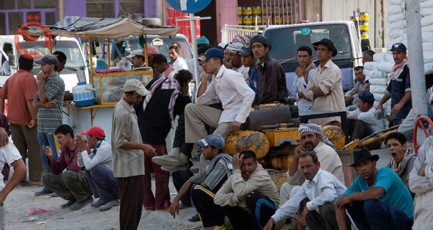 Planning: the unemployment rate in Iraq is 13.8% 28844