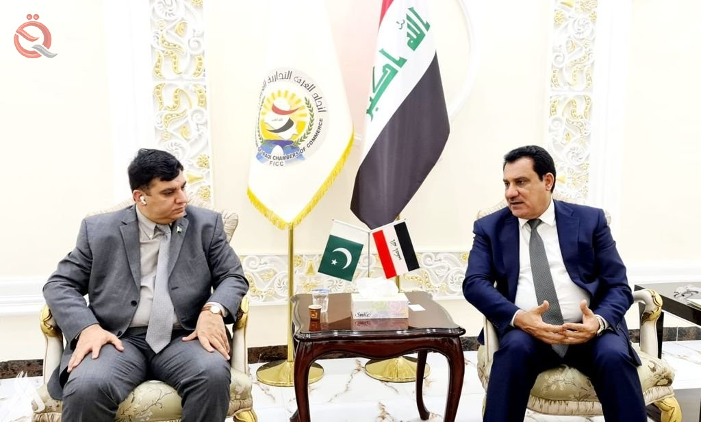 Pakistan confirms its intention to increase the volume of trade exchange with Iraq 29000