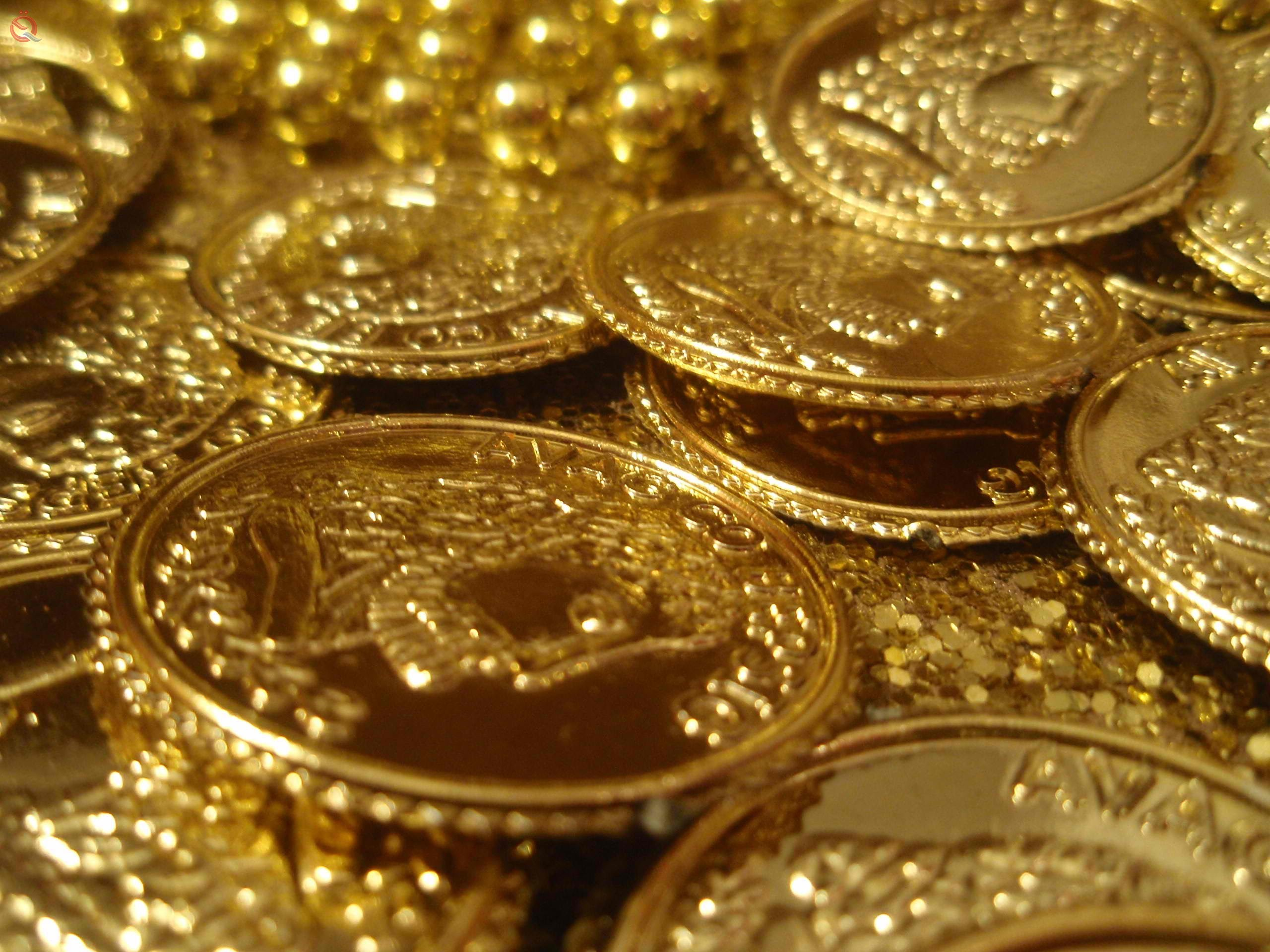 Gold is recovering for the second day in a row as demand for risk declines 8131