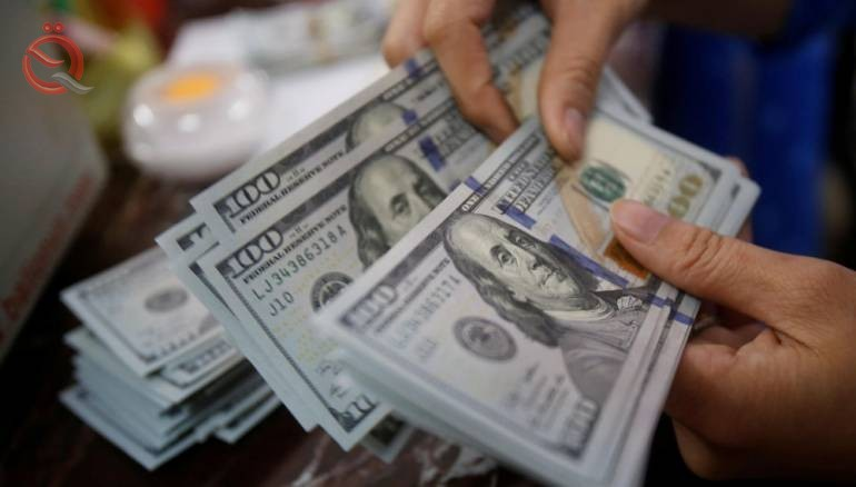 Dollar exchange rates in Iraq on Monday 7/2/18 8704