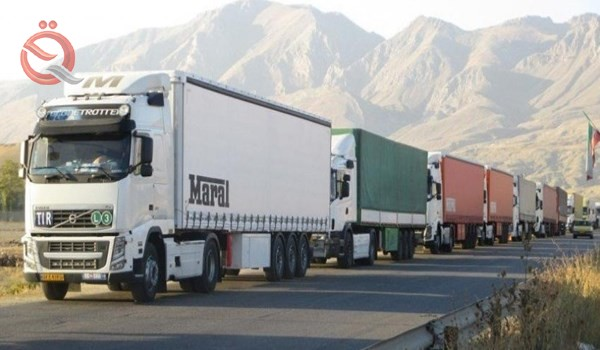 Iranian goods exports to Iraq grow 13 percent in three months 8724