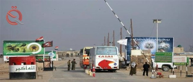 Sources for «Economy News»: The government is working to establish a customs checkpoint around Baghdad 8943