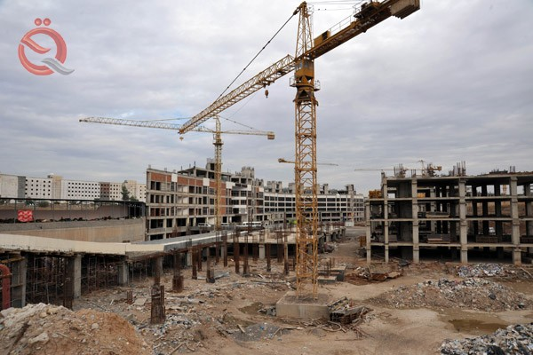 Initiation of a new residential investment project in central Baghdad 9217
