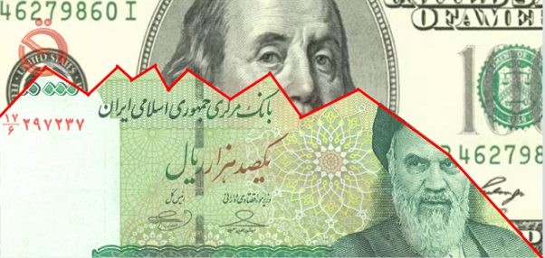 Iraqis lost half a billion dollars after the fall of the Iranian currency 9311