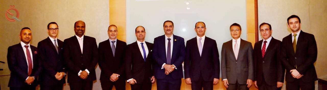 Strategic cooperation between Mashreqbank and the Iraqi Bank for Trade to develop energy projects in Iraq 9319