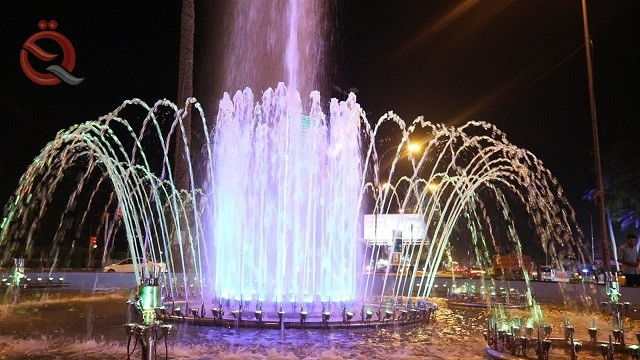 Our banks and innovators illuminate Baghdad and re-establish it 9425