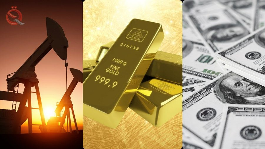 Dollar rises, oil and gold fall on global markets 8/15/18 9433