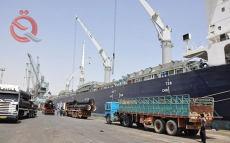 Iraq ranks 3rd in the Arab world with exports 9598