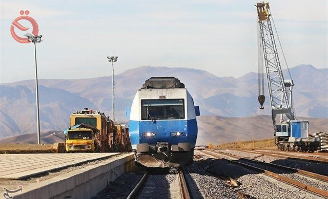 Iran is implementing a bridge in Basra with a railway line linking it with Iraq 9720