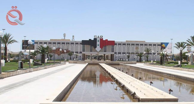 Iraq participates in the 60th session of the Damascus International Fair in September 9792