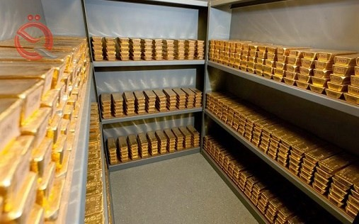 The central bank is boosting its reserves of gold to 96 tons 9872